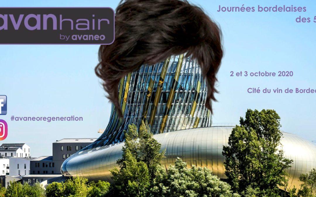 Protocole Avan'Hair au congrès des 5A à Bordeaux