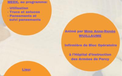 Atelier sur le MEEK, à Toulon le 6 octobre